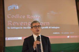 """Avv. Francesco Paolo Micozzi - """"Revenge Porn e Codice Rosso: la fattispecie incriminatrice e i profili di indagine"""""""