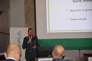 """Cap. Giuliano Latini - Guardia di Finanza – Nucleo Speciale Tutela Privacy e Frodi Tecnologiche (Roma) - """"Indagini telematiche nel Dark Web"""""""